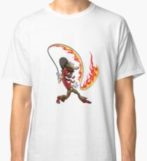 chili pepper with a lash of fire Classic T-Shirt