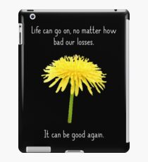 It Can Be Good Again iPad Case/Skin