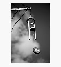 Wind Chime Photographic Print