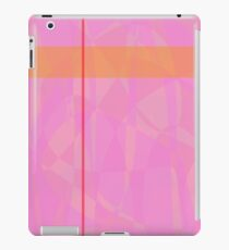 Minimalism Pink Marble iPad Case/Skin