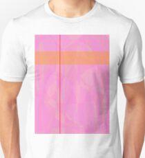 Minimalism Pink Marble T-Shirt