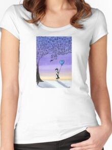 Sweetness Women's Fitted Scoop T-Shirt