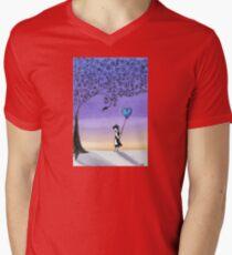Sweetness Mens V-Neck T-Shirt