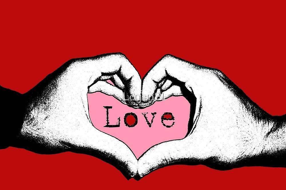 Love hands by Logan81