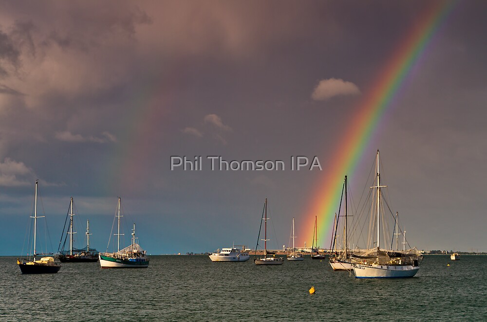 """""""A Covenant Over Corio Bay"""" by Phil Thomson IPA"""