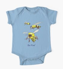 Bee Kind One Piece - Short Sleeve