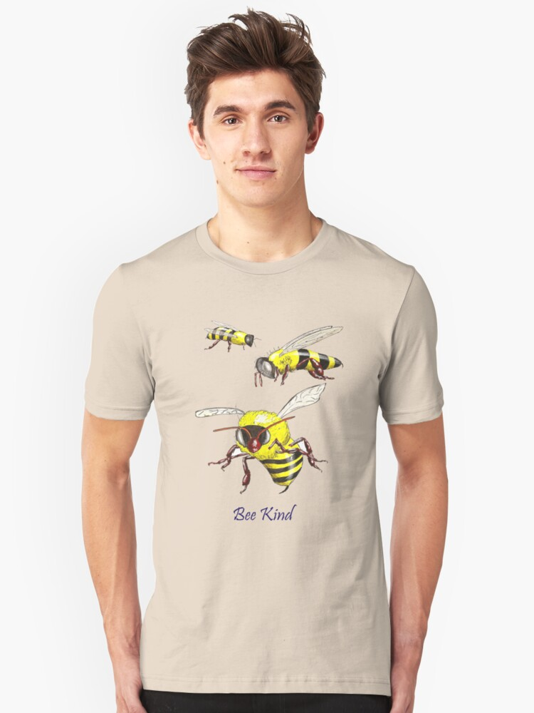 Bee Kind Unisex T-Shirt Front
