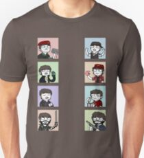 Sharlto Copley's Roles Unisex T-Shirt