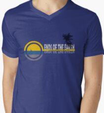 Ends of the Earth (ver3) Men's V-Neck T-Shirt