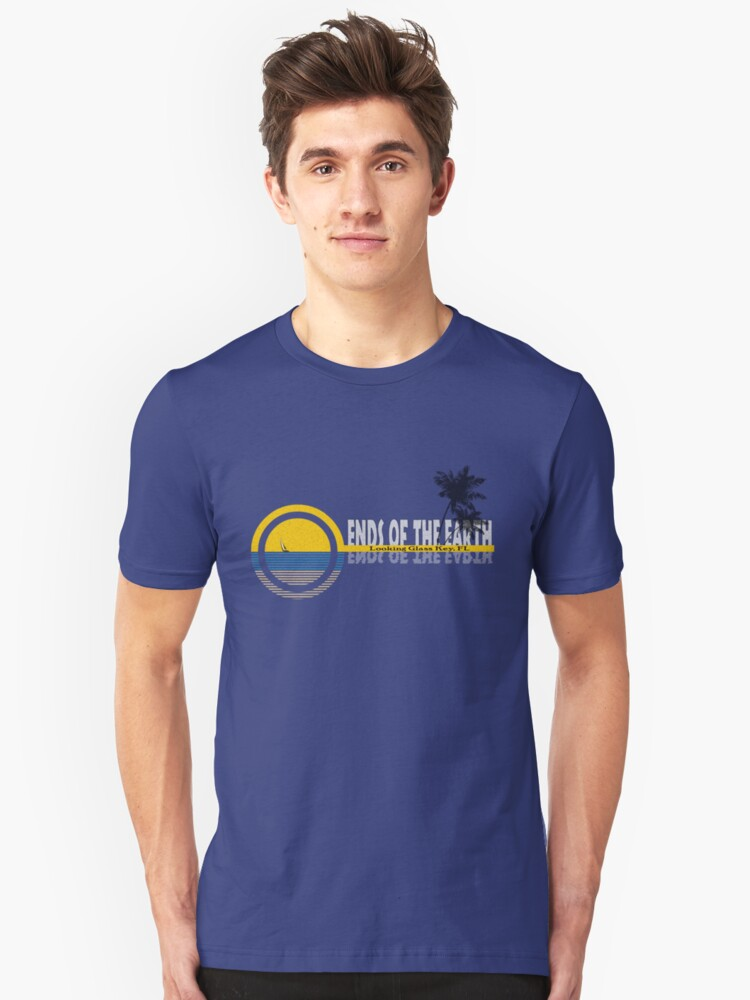 Ends of the Earth (ver3) Unisex T-Shirt Front