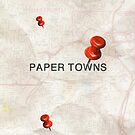 Paper Towns - John Green by Charliejoe24