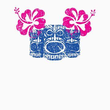Tiki  by RH-prints