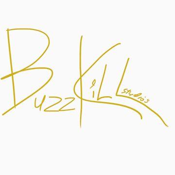 Buzzkill Studios Beta shirt by ninjafish1995