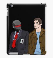 Daft Bunk iPad Case/Skin