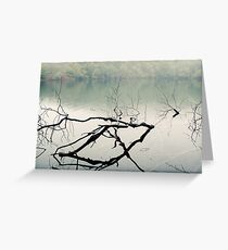 Plitvice Greeting Card