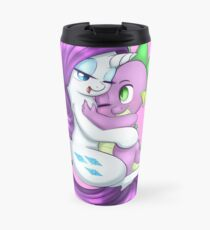 Spike Rarity Hug Travel Mug