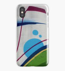 Graffiti Abstraction iPhone Case/Skin