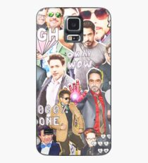 Funda/vinilo para Samsung Galaxy collage rdj