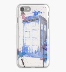 Tardis009 iPhone Case/Skin