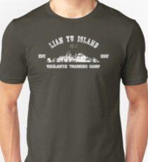 Vigilante Training Camp (Distressed) Unisex T-Shirt