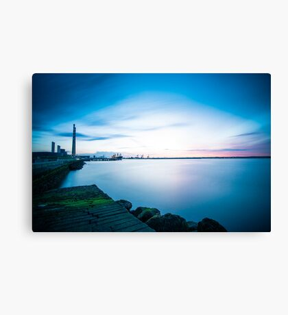 Dublin Bay, Ireland Canvas Print
