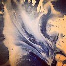 stained milk by Stefan Albani