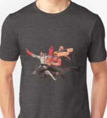 Team Fortress 2 - Kazotsky Kick (Russian Dance) Unisex T-Shirt