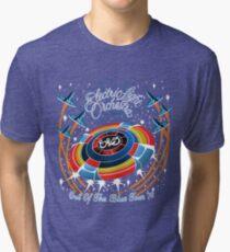 E.L.O. Out of The BLUE TOUR Tri-blend T-Shirt
