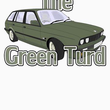 The Green Turd by gregtoth85