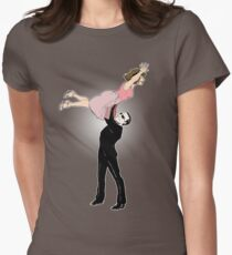 Coulson's Having The Time of His Life  Womens Fitted T-Shirt