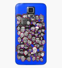 old school hip hop legends collage art Case/Skin for Samsung Galaxy