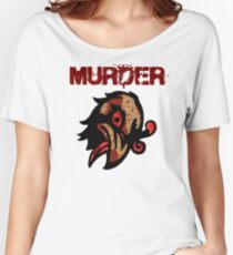 Bio-Shock Murder of crows Women's Relaxed Fit T-Shirt