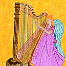 The Music Of Angels by Jane Neill-Hancock