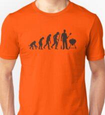 BBQ evolution Unisex T-Shirt