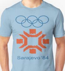 sarajevo 1984 Unisex T-Shirt