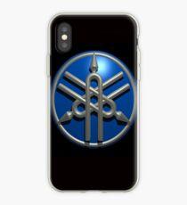 Vinilo o funda para iPhone Logotipo de Yamaha