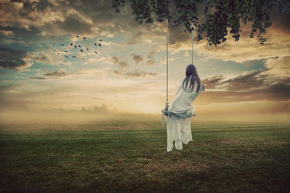 Beautiful Dawn... by Carol Knudsen