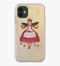 Fruit Angel iPhone Case