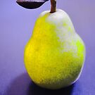 krypton pear by Karen E Camilleri