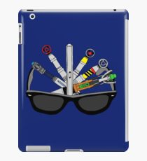 sonic doctor iPad Case/Skin