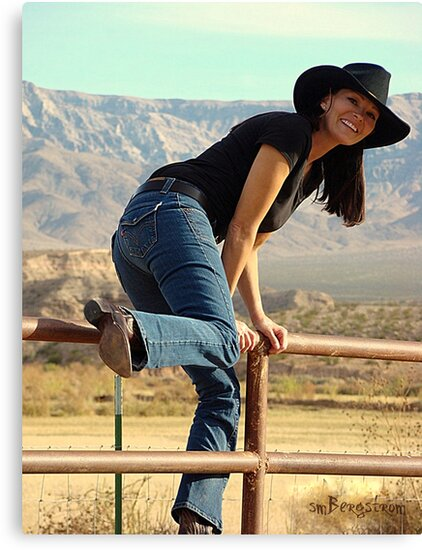 All American Cowgirl by Susan McKenzie Bergstrom