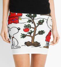 Snoopy and Charlie Brown Mini Skirt