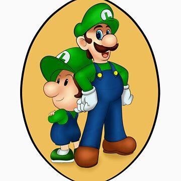 Year of Luigi by ThatPandaBear