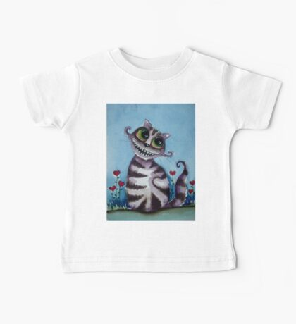 The Cheshire Cat - big smile Kids Clothes