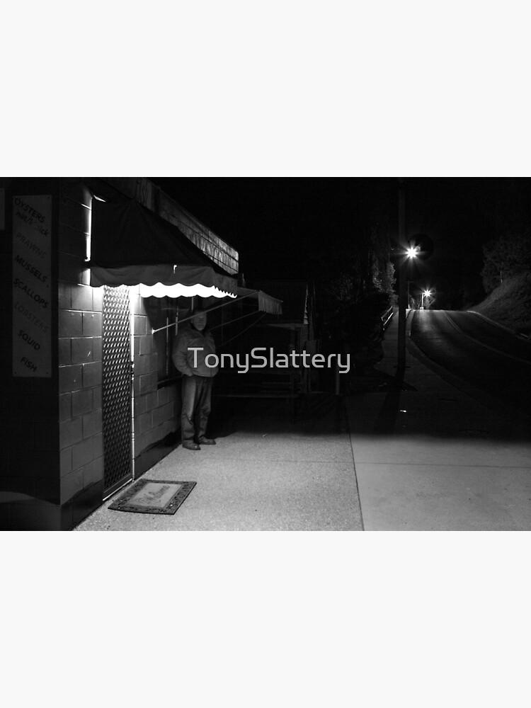 Night Wacthman by TonySlattery