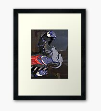 Uncle Deadly Framed Print