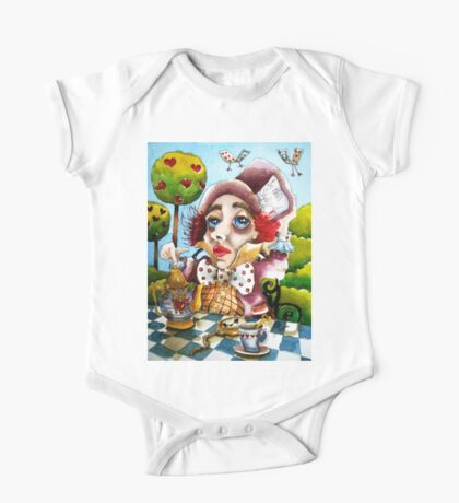 The Mad Hatter - time for tea Kids Clothes