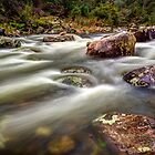 Taming of the Kiewa by Mark  Lucey