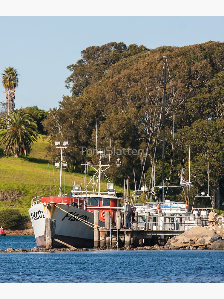 Jetty on Bluewater Drive, Narooma by TonySlattery