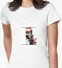 Ash Ketchum Women's Fitted T-Shirt